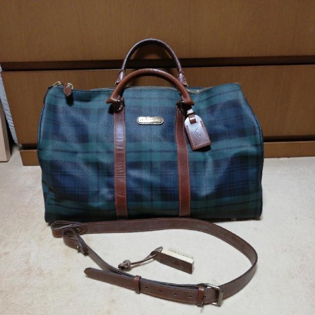 POLO RALPH LAUREN(ポロラルフローレン)のポロラルフローレン Polo Ralph Lauren ボストンバッグ レディースのバッグ(ボストンバッグ)の商品写真