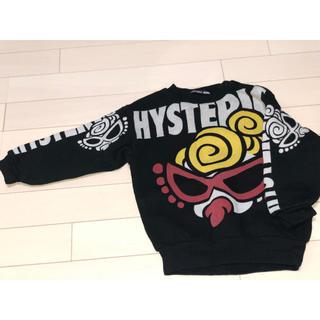 HYSTERIC MINI - ヒスミニ  トレーナー サイズ90
