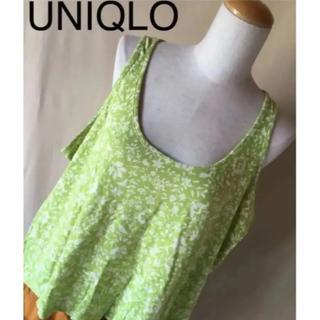 UNIQLO - ☆夏物処分☆UNIQLO☆タンクトップ☆2☆