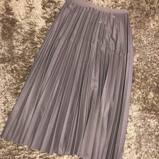 グレイル(GRL)のグレイル プリーツスカート(ロングスカート)