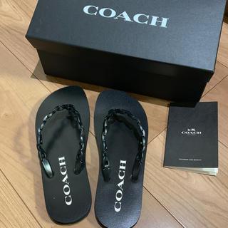 COACH - coach サンダル