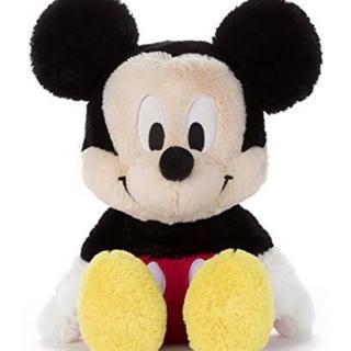 ディズニー(Disney)のふわふわミッキーぬいぐるみ(ぬいぐるみ)