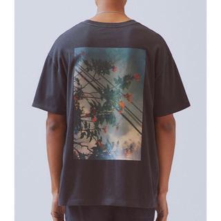 FEAR OF GOD - S FOG Essentials Boxy Photo T-Shirt Tee