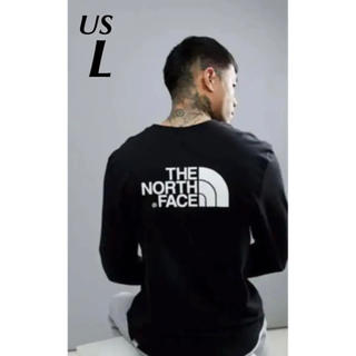THE NORTH FACE - the north face ロンT Tシャツ
