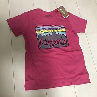 patagonia - 新品 パタゴニア キッズ Tシャツ 100