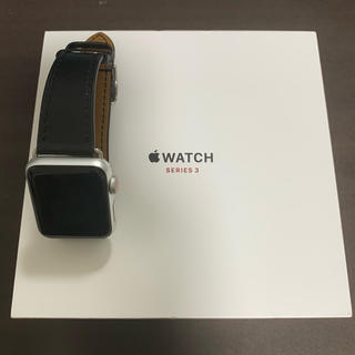 Apple Watch - apple watch series3 GPS+cellularモデル 38mm