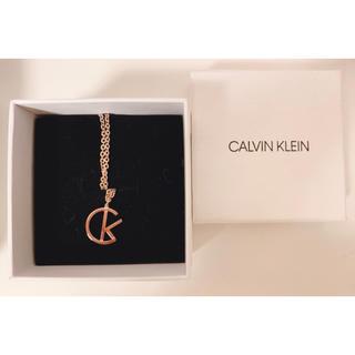 Calvin Klein - calvinklein ネックレス