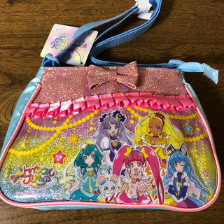 BANDAI - 新品未使用!スタートゥインクルプリキュア♡キラキラショルダーバッグ