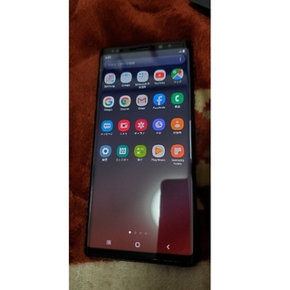 Galaxy - Galaxy Note 9 128GB 美品
