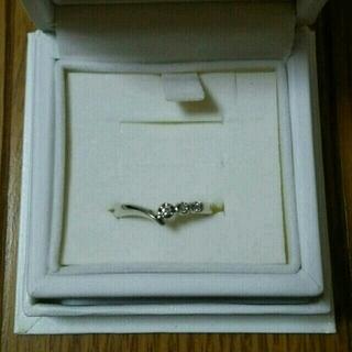 ヨンドシー(4℃)の4℃ ダイヤモンドリング♡(リング(指輪))