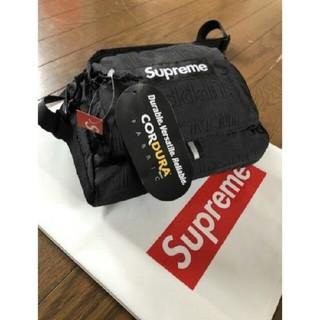 Supreme - supreme shoulder bag ショルダーバッグ 黒 19ss