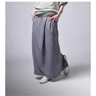 新品✨antiqua ロングスカート