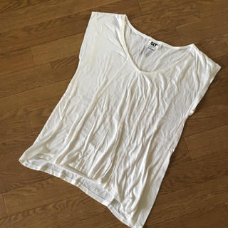 スライ(SLY)のスライの美ラインTシャツ!(Tシャツ(半袖/袖なし))