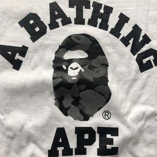 A BATHING APE - アベイシングエイプ  ★  Tシャツ