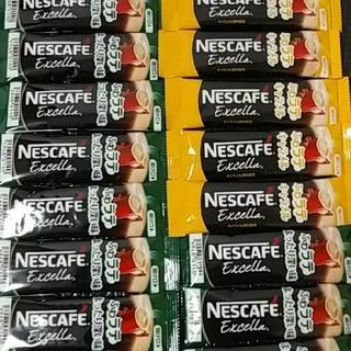 Nestle - インスタントコーヒー25本
