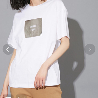コンバース(CONVERSE)の激安☆コンバースTOKYO未使用、定価8800円(Tシャツ(半袖/袖なし))
