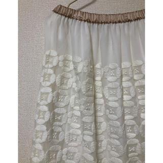 mina perhonen - ミナペルホネン*dear スカート
