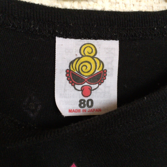 HYSTERIC MINI(ヒステリックミニ)のテディロンT🧸💕 キッズ/ベビー/マタニティのベビー服(~85cm)(Tシャツ)の商品写真