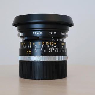 LEICA - Leica Summilux 35mm ズミルックス 球面 pre asph