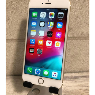 iPhone - iPhone6plus ios12.4 64GB ゴールド softbank