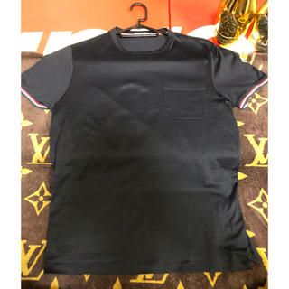 MONCLER - MONCLER 胸ポケットTシャツ
