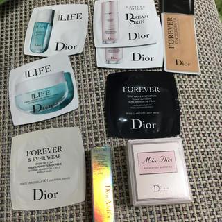 ディオール(Dior)のディオール サンプル まとめて(その他)