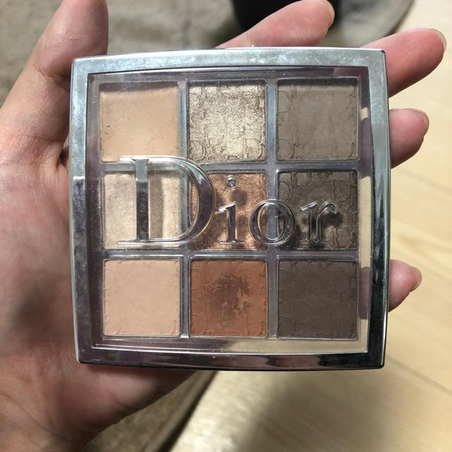 Dior(ディオール)のディオール バックステージパレット コスメ/美容のベースメイク/化粧品(アイシャドウ)の商品写真