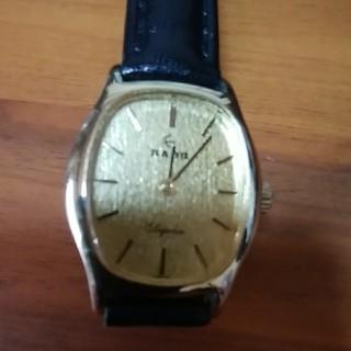 ラドー(RADO)の⭐RADO⭐男女兼用腕時計⭐美品⭐(レザーベルト)