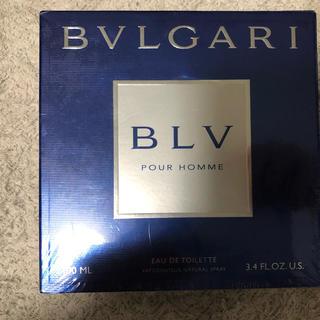 BVLGARI - BVLGARI   香水100ML  新品未開封