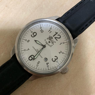 IL BISONTE - 美品イルビゾンテ クォーツ 時計★財布 ブレス バッグ リュック