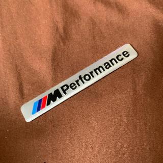 ビーエムダブリュー(BMW)のBMW  メタルロゴ エンブレム silver(車種別パーツ)