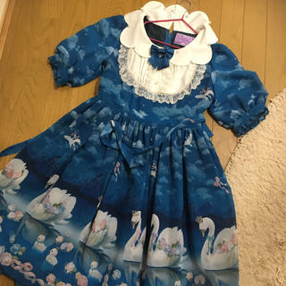 Angelic Pretty - angelic pretty milky swan ワンピース