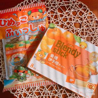 アジノモト(味の素)の愛媛限定セット(菓子/デザート)