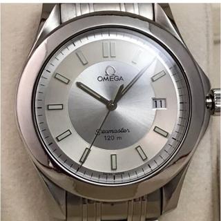 オメガ(OMEGA)の【値下げ】美品 OMEGAシーマスター120m(腕時計(アナログ))