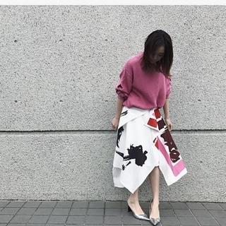 アメリヴィンテージ(Ameri VINTAGE)のAmeri【新品】レア♥ラップスカート(ロングスカート)