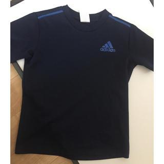 adidas - アディダス adidas Tシャツ ネイビー 男の子 130