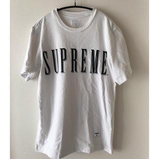 Supreme - supreme ロゴ Tシャツ