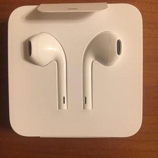 Apple - [純正  未使用]iPhone  イヤホン