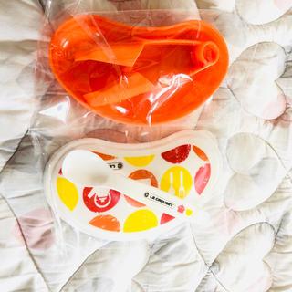 ルクルーゼ(LE CREUSET)のル・クルーゼ 離乳食セット 新品未使用(離乳食器セット)