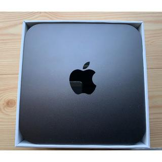 Mac (Apple) - Mac mini 2018 i7/8GB(32GB)/512GB/10GbE