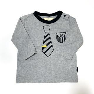 ベルメゾン - ベルメゾン 千趣会 GITA だまし絵風Tシャツ 長袖Tシャツ ロンT 70