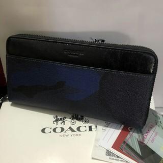 COACH - COACH 最新モデル 超人気 長財布国内発送F75099