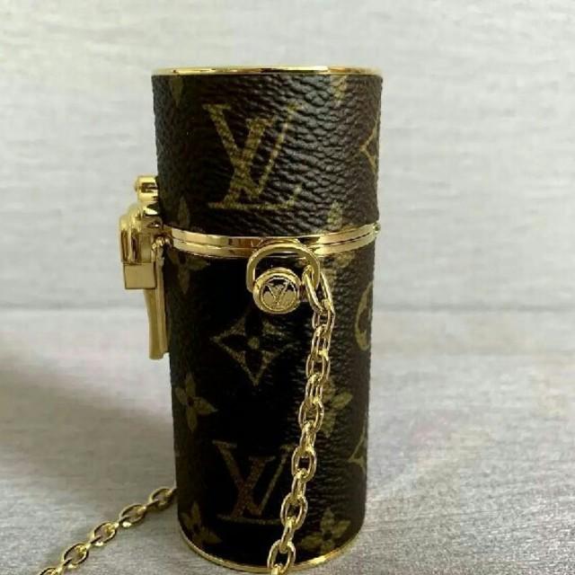 LOUIS VUITTON(ルイヴィトン)の超人気 ルイヴィトン モノグラム リップスティック ケース レディースのファッション小物(名刺入れ/定期入れ)の商品写真