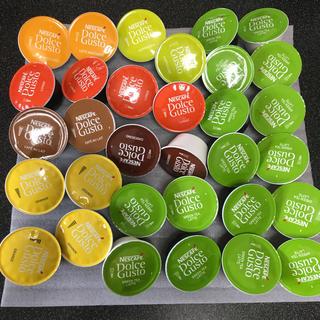 Nestle - ドルチェグスト カプセル 7種セット