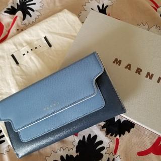 マルニ(Marni)のMARNIマルニ長財布/美品(財布)