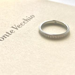 PonteVecchio - 【★新品仕上げ済み★】ポンテヴェキオ 指輪 ハーフエタニティリング