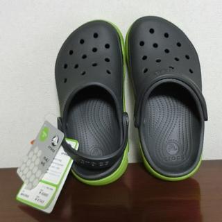 クロックス(crocs)の新品 crocs【クロックス】デュエット スポーツ クロッグ(サンダル)