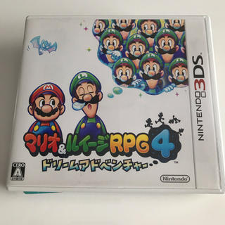 ニンテンドー3DS - マリオ&ルイージRPG4 3DS