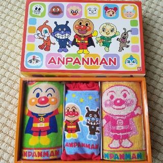 アンパンマン - アンパンマン タオルと巾着のギフトセット