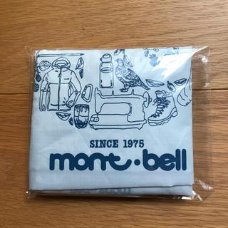 モンベル(mont bell)のモンベル 40th記念 ショッピングバッグ 非売品(エコバッグ)
